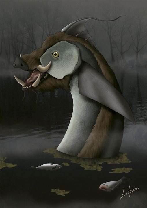 Cuchivilo - Sloe Illustration