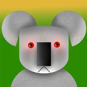 Geometrical koala