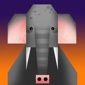 Geometrica elephant