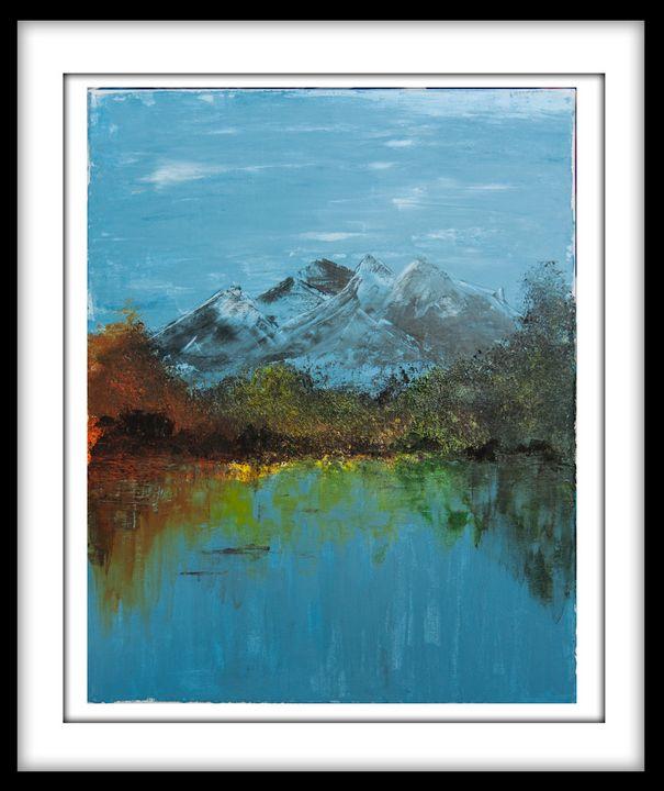 lake - carole pruvost