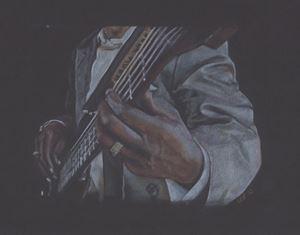 Guitarist at Work!