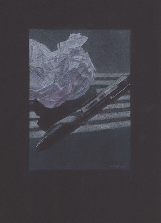 Finding the Words - Ryman-Art