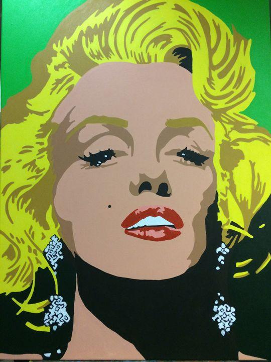Marilyn Monroe - DC Fine Arts