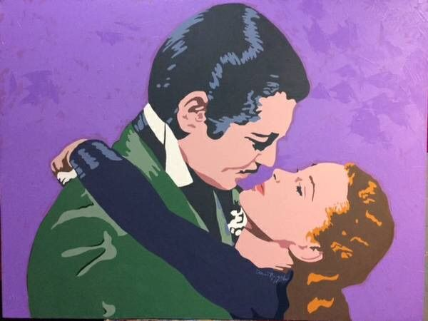 Gone with the Wind - DC Fine Arts
