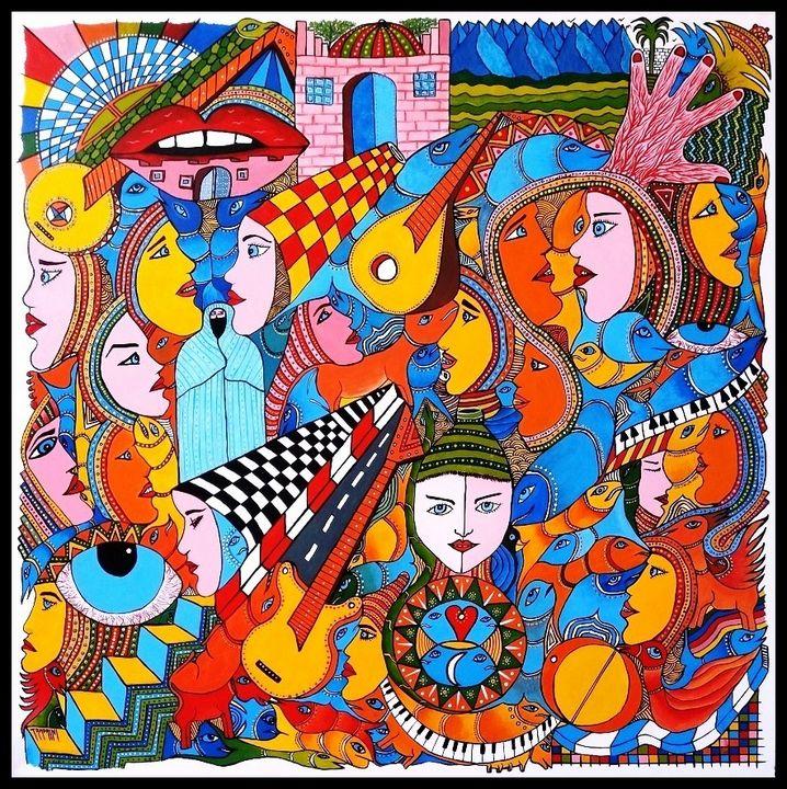 Silent music - Art Gallery