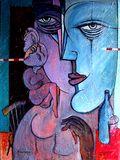 giclée print on canvas