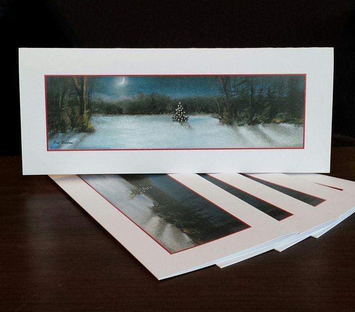 Lone Tree Cards - Pat Burton