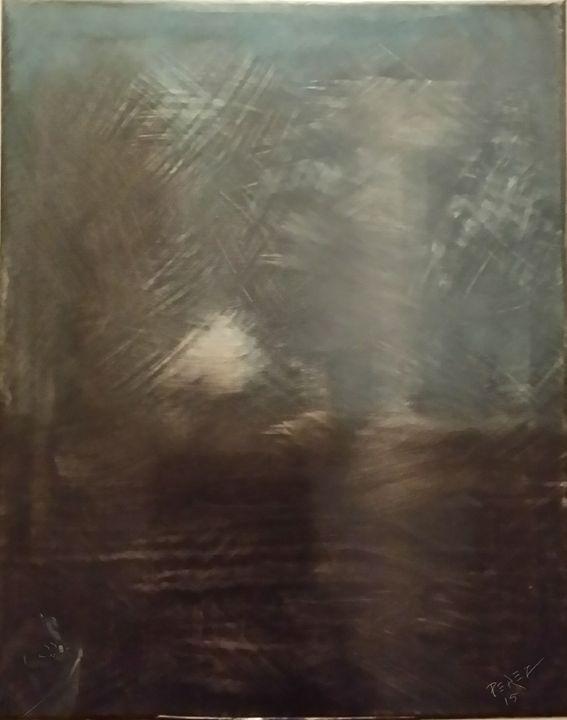 Dark water s - Artist at work