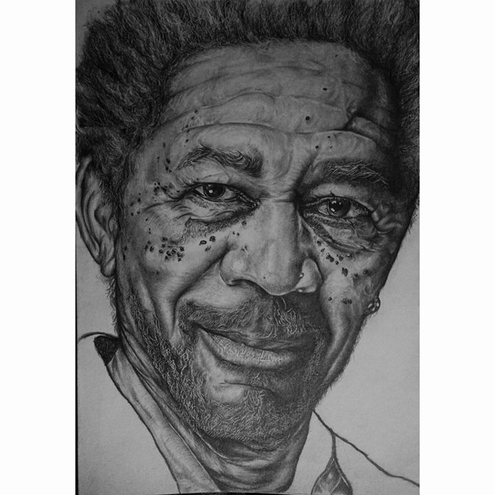 Morgan Freeman - Philip's Gallery