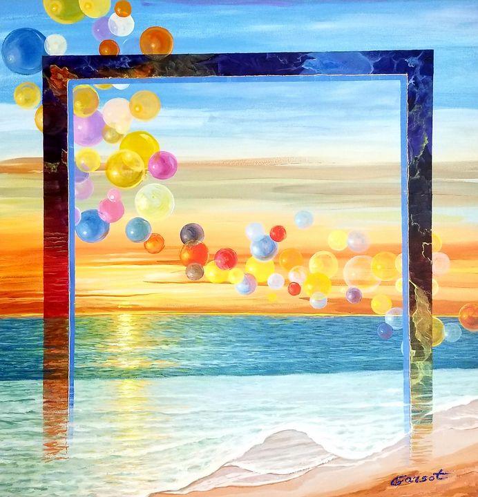 Window of Optimism - DCE Art Management