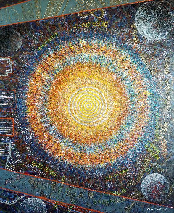 Solar Eclipse - DCE Art Management