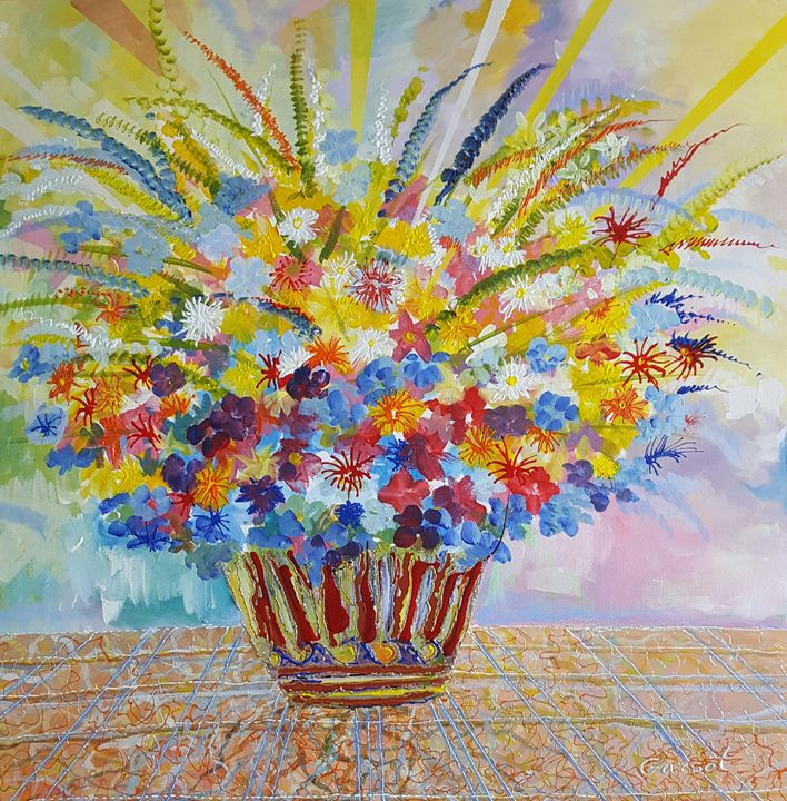 Flowers for You - DCE Art Management