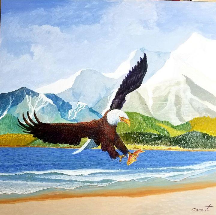 Eagle - DCE Art Management