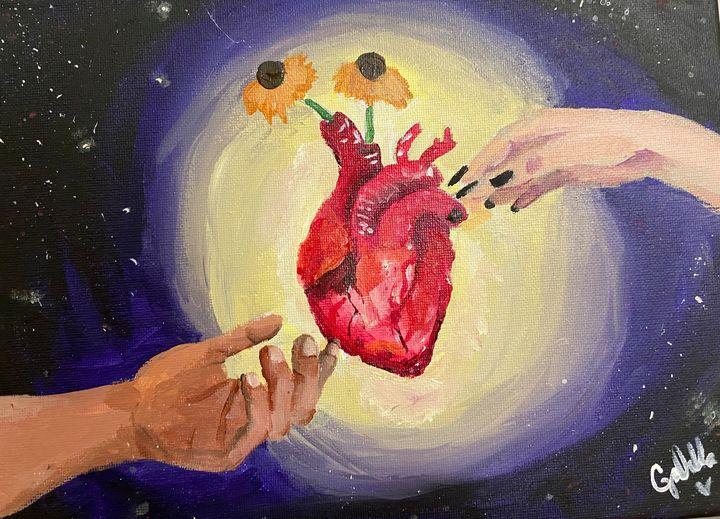 Ignite my heart - Ella Aeon