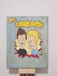 Beavis and Butthead Intro