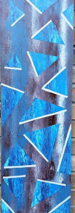 Pieces Falling - JG Art