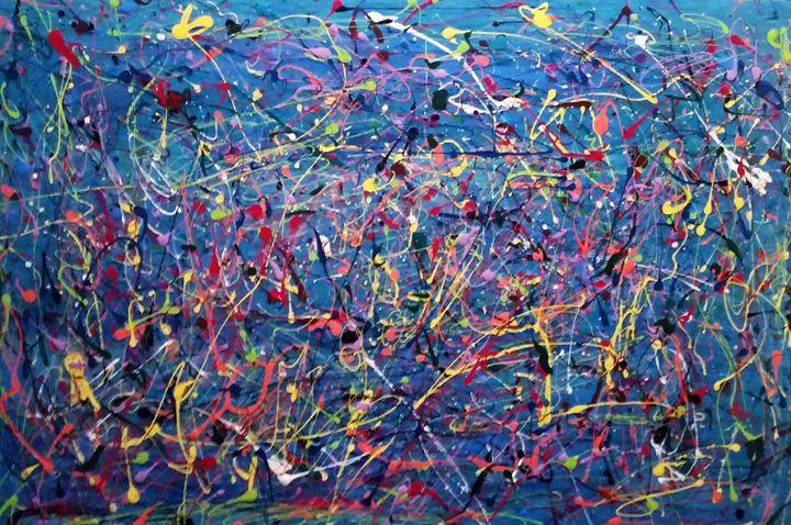 Atomic Chaos - JG Art