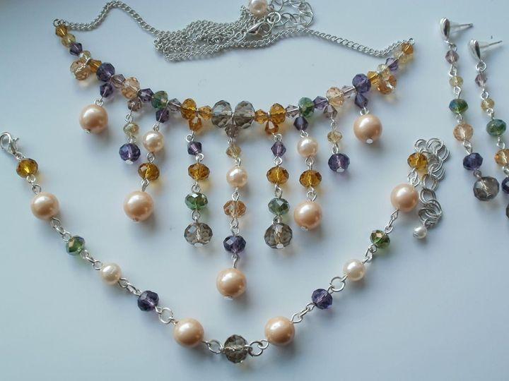 SPECIAL SCCASIONS SET - www.handmade-jewelries.eu