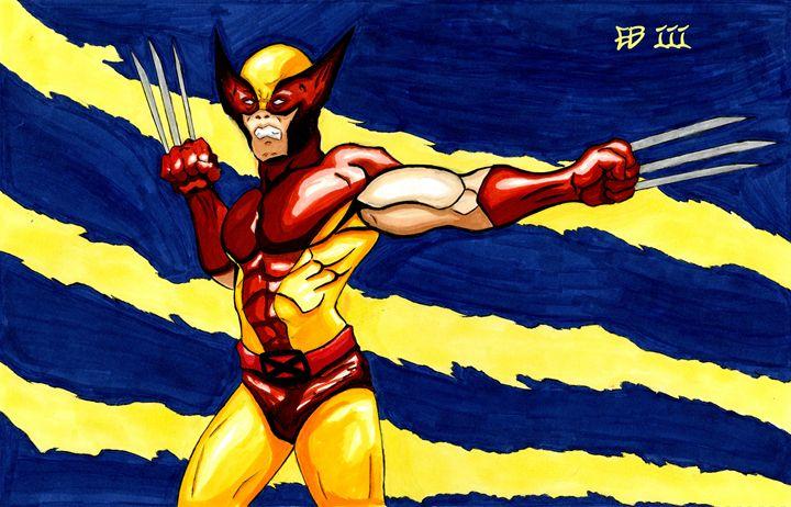 Legendary Wolverine - EB3