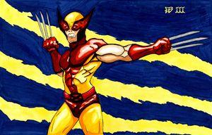 Legendary Wolverine