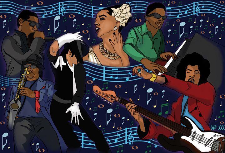 Music Legends - EB3