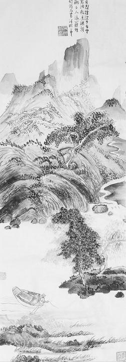 Fishman - Qinwei Wu's Gallery