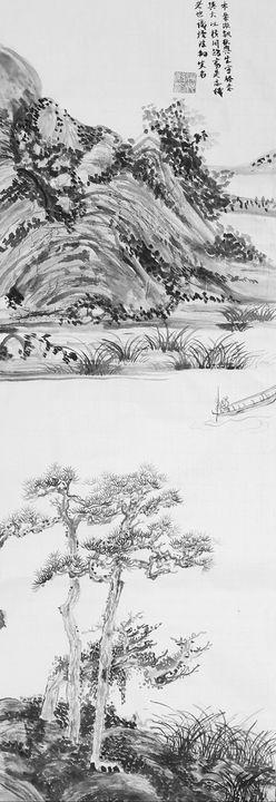 donating yuyin - Qinwei Wu's Gallery