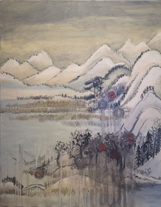 snow Mountain - Qinwei Wu's Gallery