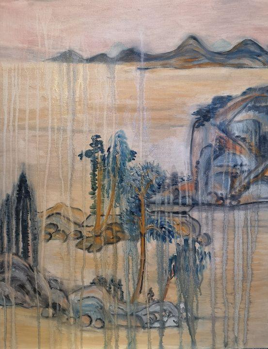 Donating lake - Qinwei Wu's Gallery