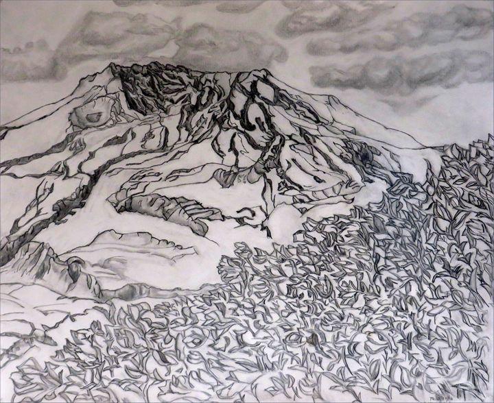 Mt St Helens - Tom Carlson