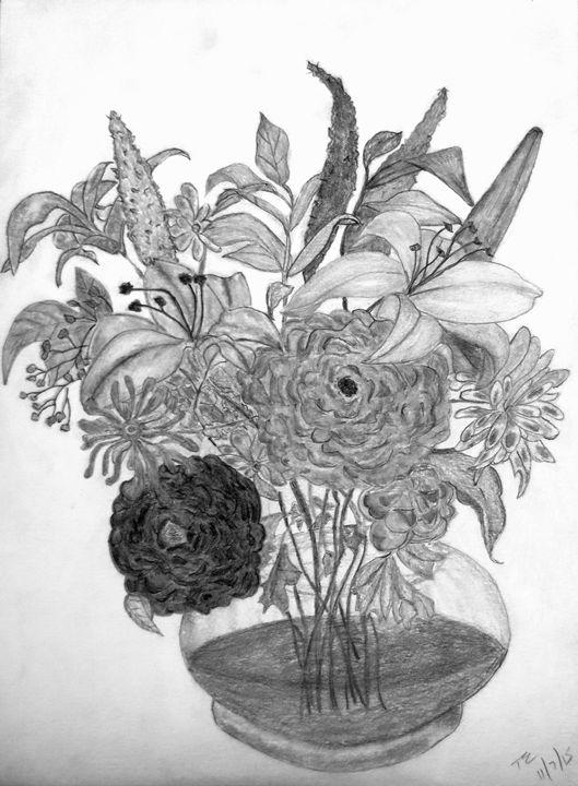 Flowers - Tom Carlson