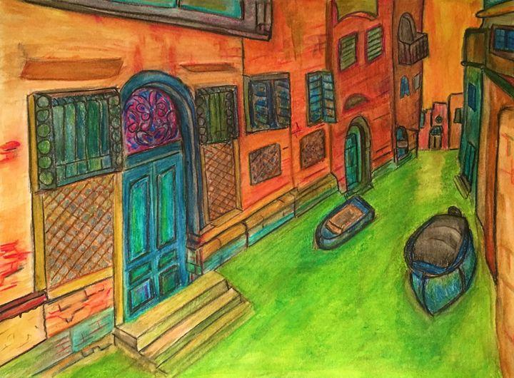 Venice - Tom Carlson