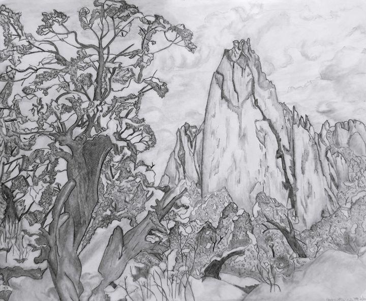 Garden of the Gods - Tom Carlson