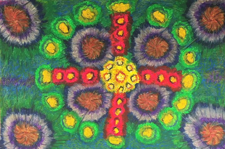 Medicine Wheel - Tom Carlson