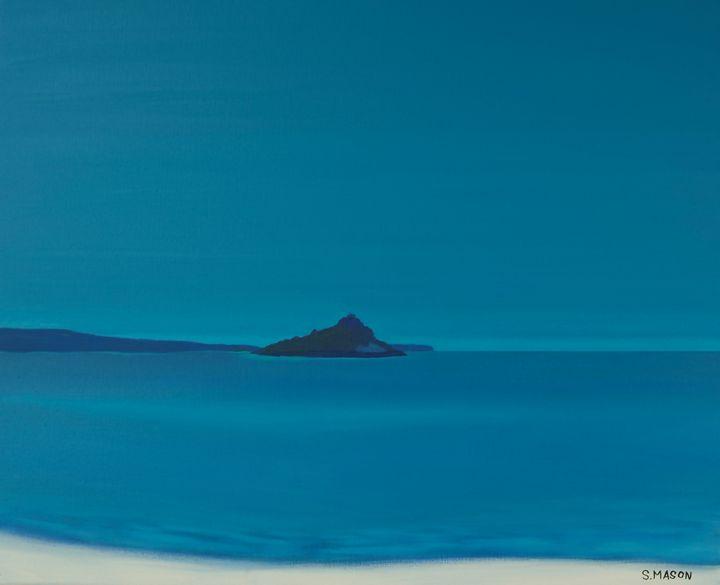 Blue island. - simon mason