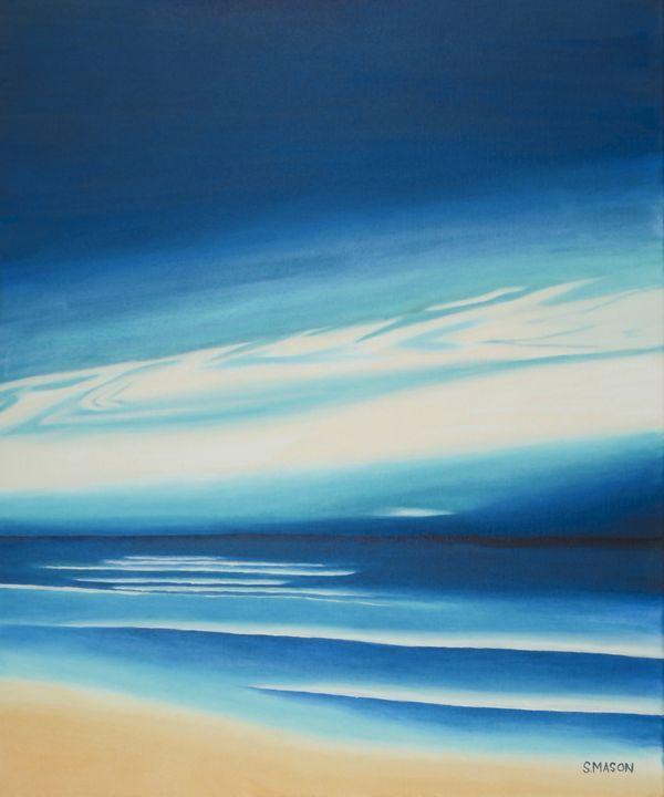 Blue Sky. - simon mason