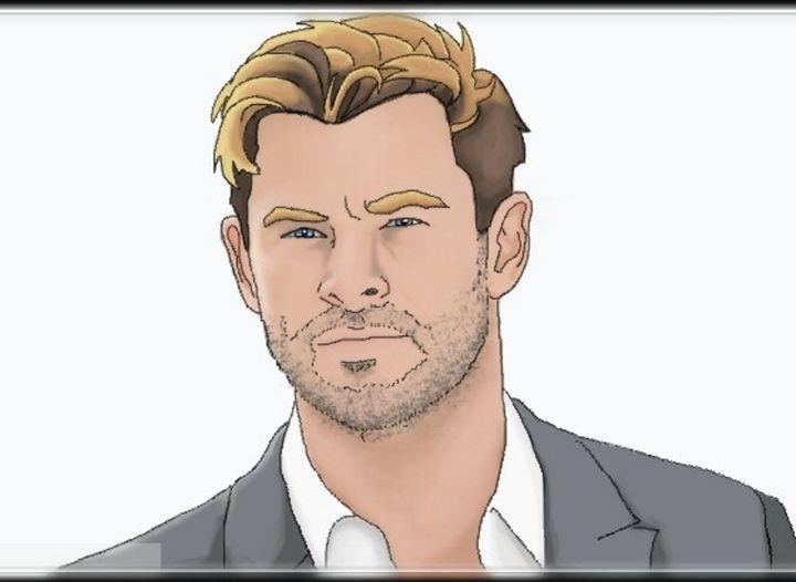 Chris Hemsworth - Theo