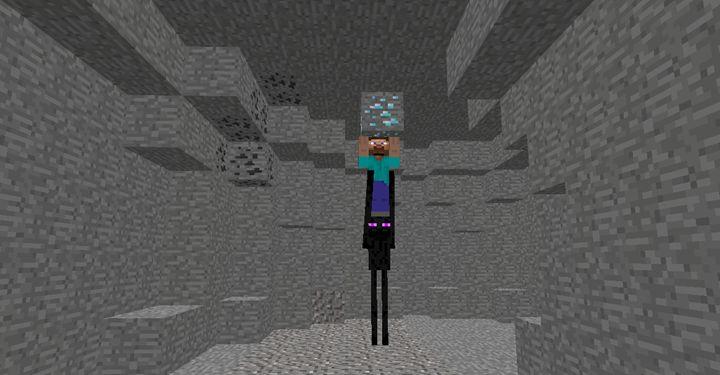 Minecraft realistic - Minecrafter guy