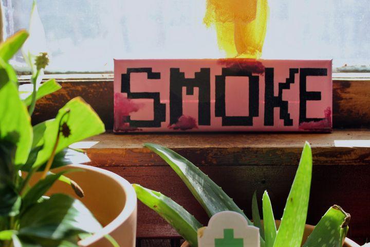 Smoke - Hippie Lue Studio