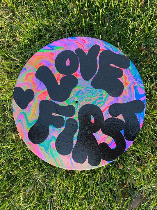 Love First - Hippie Lue Studio