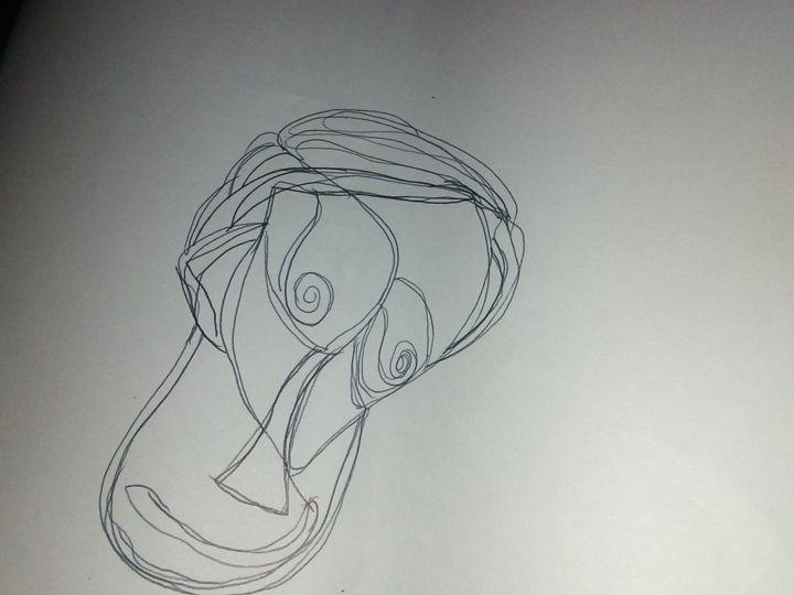 gordais layton - The scribbler's art