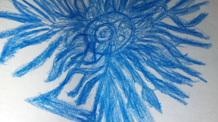 Wheel of wined - The scribbler's art