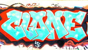Clane Graffiti