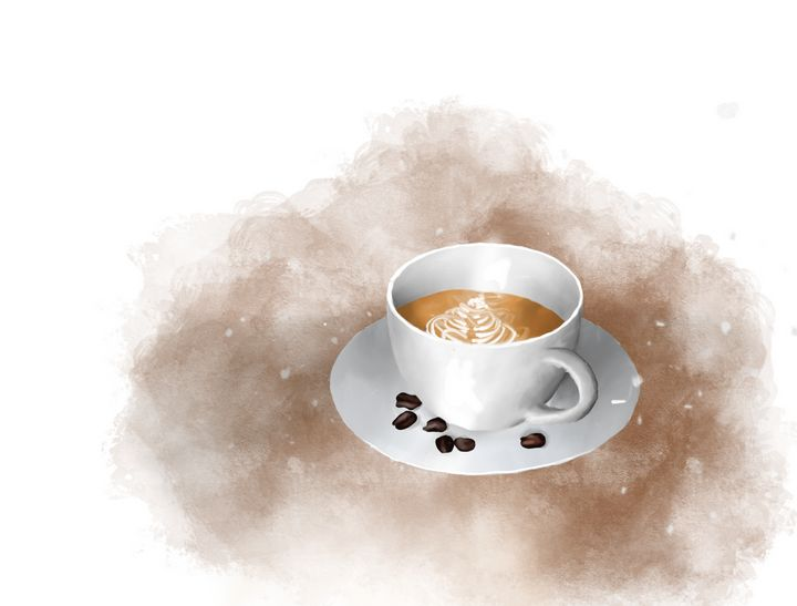 Cup'o latte - Nellie Petersson