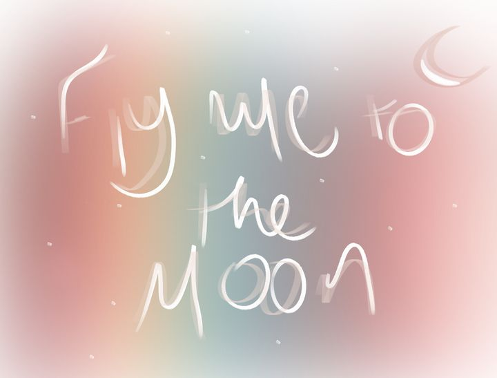 Fly Me To the Moon - Nellie Petersson