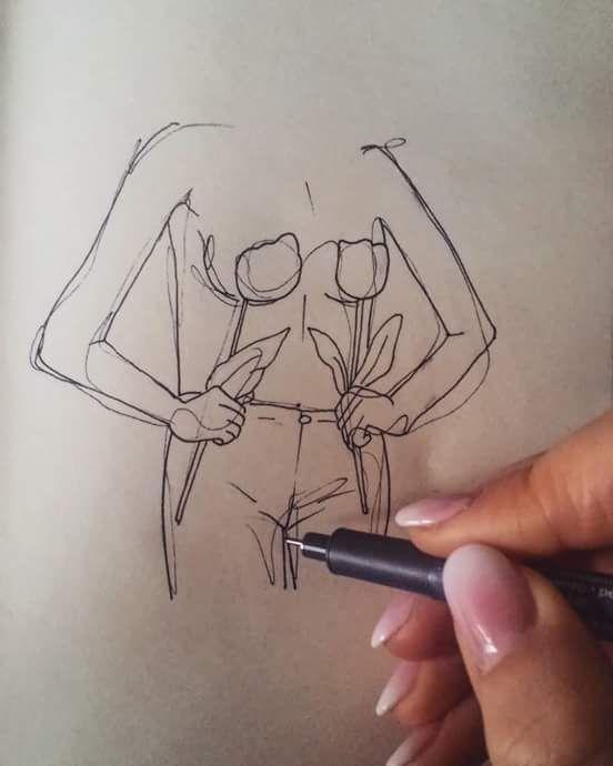 t u l i p s - Lidia's Art and Drawings