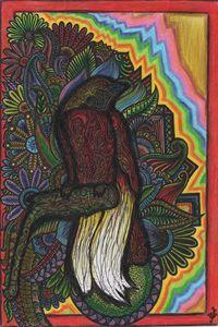 Bird Of Paradise (Cendrawasih)