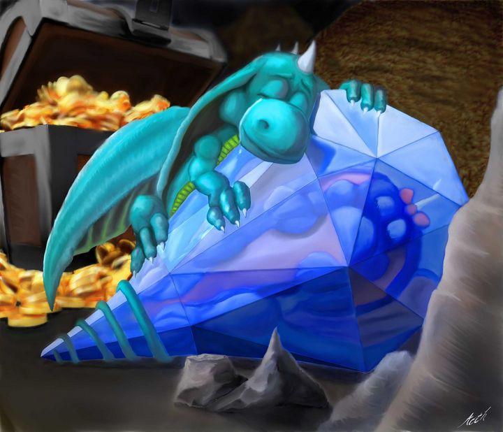Dragon's Loss - Aoth