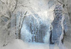 Winter Dryad