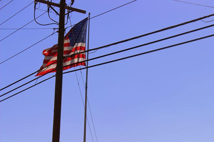 Flag Power - Jade Ellyette